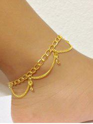 Foot Jewelry Beach Minimalist Anklet -