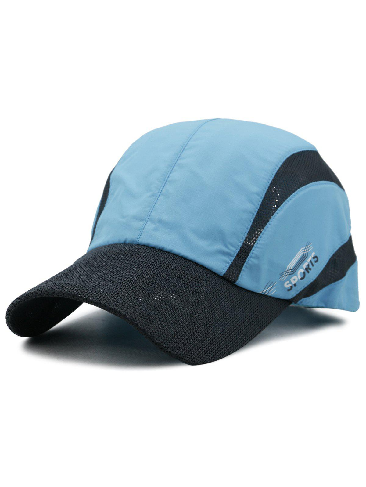 Latest Outdoor Quick Dry Mesh Sport Sunscreen Hat