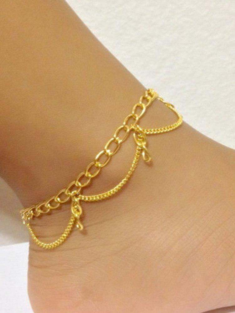Fancy Foot Jewelry Beach Minimalist Anklet