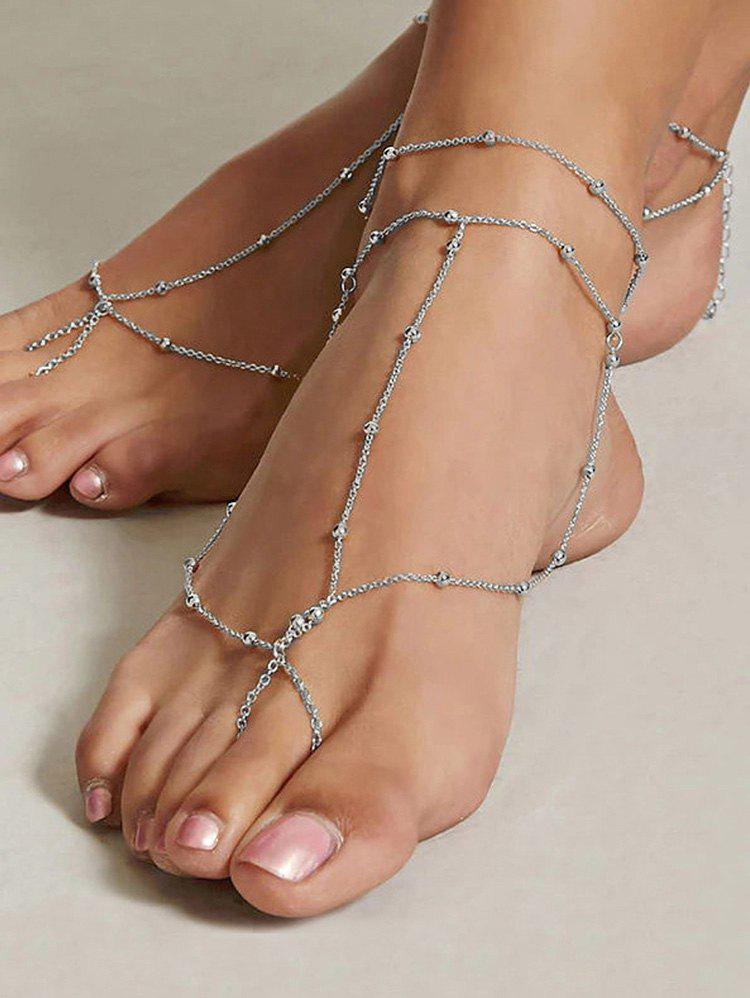 Cheap Beach Foot Jewelry Barefoot Anklet Chain