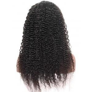 Long Free Part Deep Wave Lace Front Synthetic Wig -