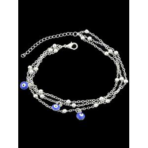 Ball Charm Chain Anklet -