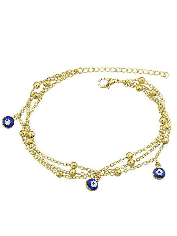 Buy Ball Charm Chain Anklet