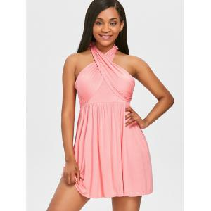 Strapless Cover Up Dress -