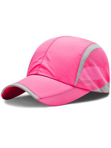 Best Lightweight Solid Color Breathable Mesh Sunscreen Hat