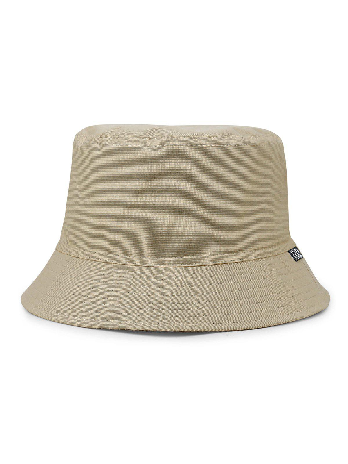 Unique Solid Color Breathable Summer Hat