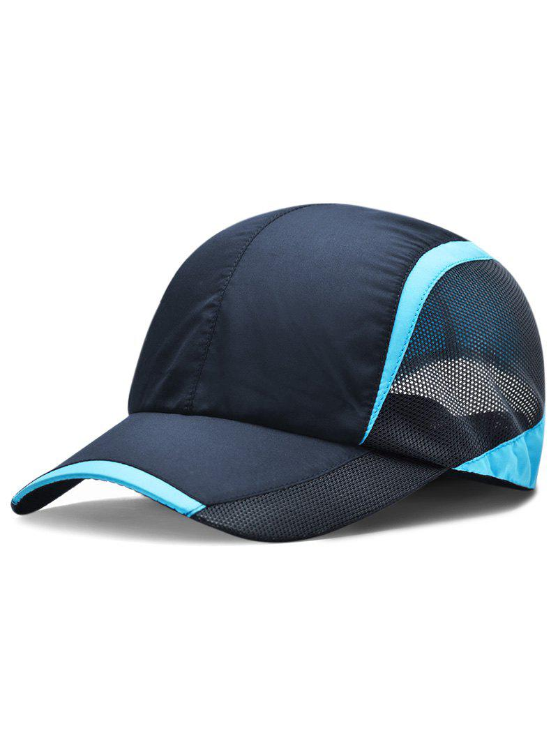 Shops Lightweight Solid Color Breathable Mesh Sunscreen Hat