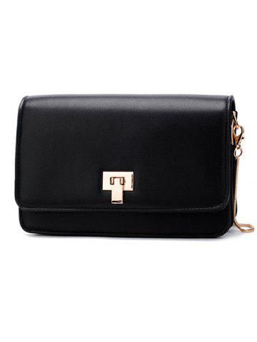 Outfits Chain Minimalist Flap Crossbody Bag