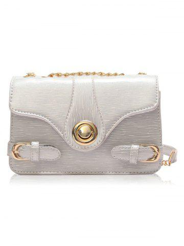Trendy Flap Retro Chain Crossbody Bag