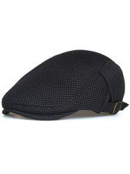 Lightweight Mesh Breathable Newsboy Hat -
