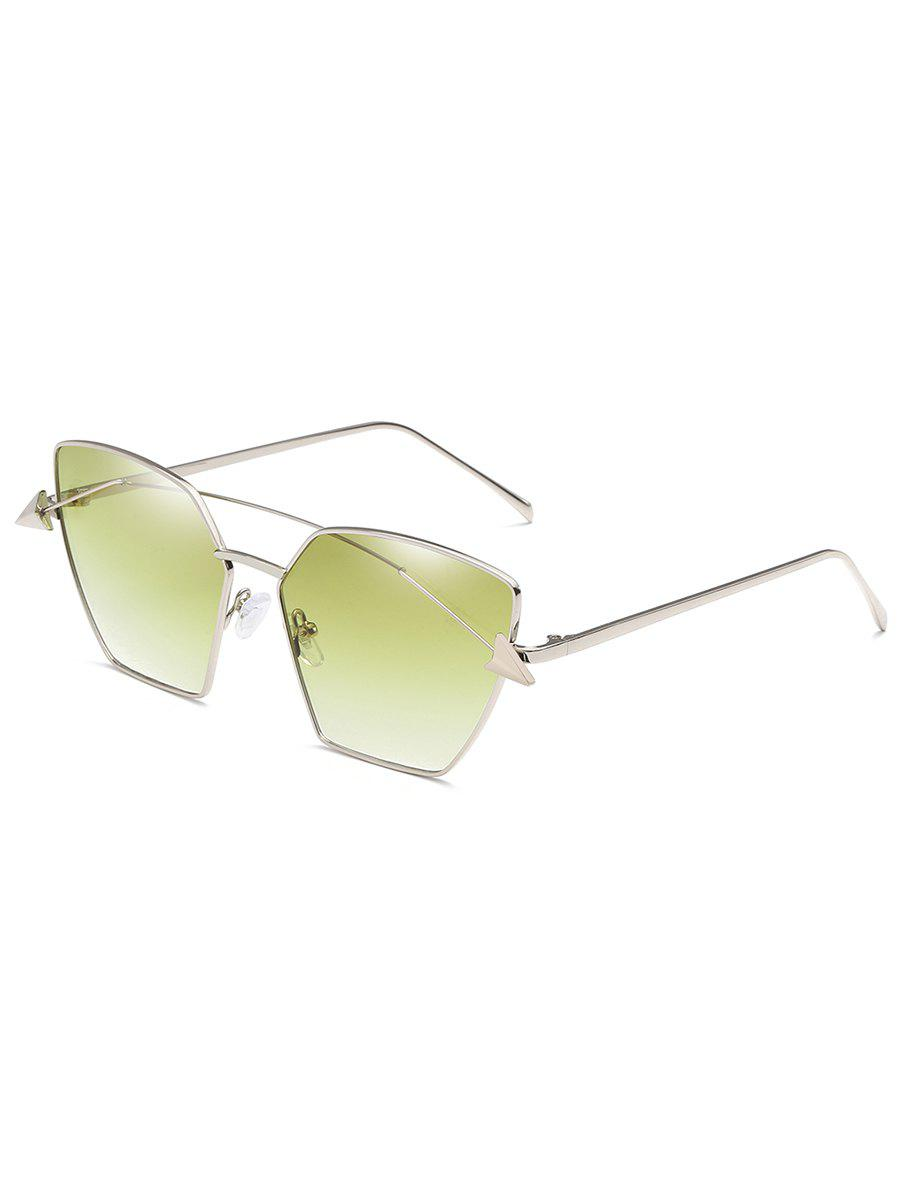 Store Anti Fatigue Crossbar Rhombus Shape Driver Sunglasses