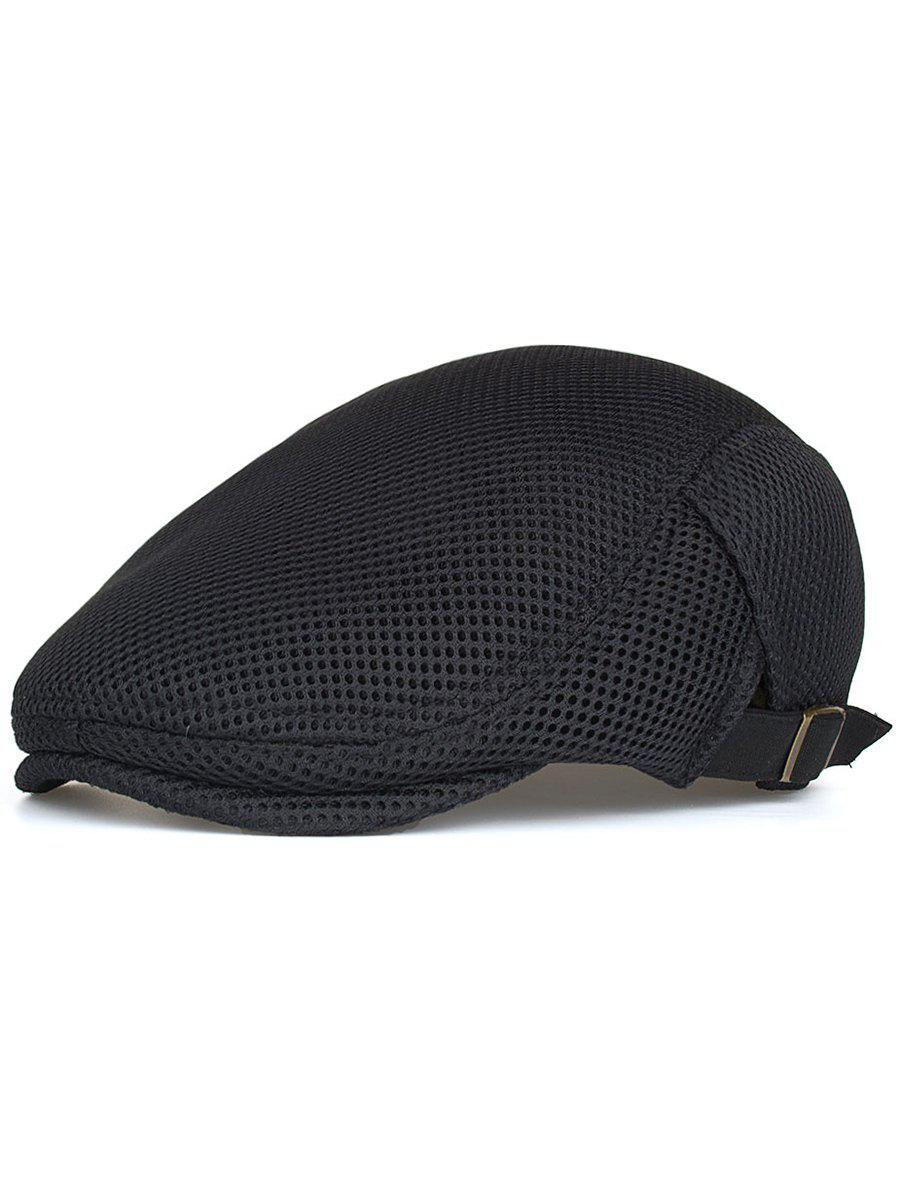 Discount Lightweight Mesh Breathable Newsboy Hat