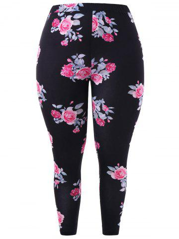Best Plus Size High Rise Printed Leggings