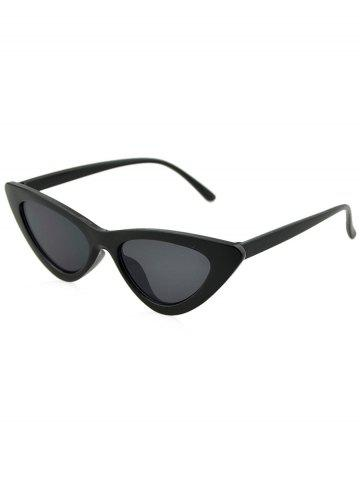 Sale Anti Fatigue Plastic Frame Flat Lens Catty Sunglasses