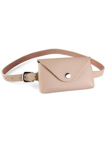 Shops Fanny Pack Decorative Faux Leather Waist Belt