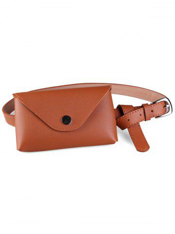 Best Fanny Pack Decorative Faux Leather Waist Belt