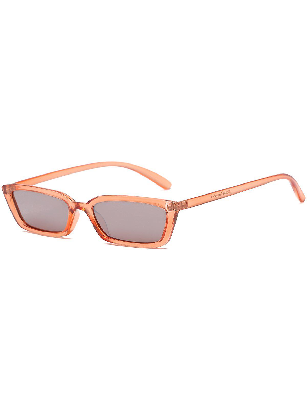 Discount Anti Fatigue Rectangle Small Frame Sunglasses