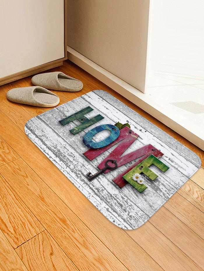 Chic HOME Board Printed Area Rugs Floor Mat