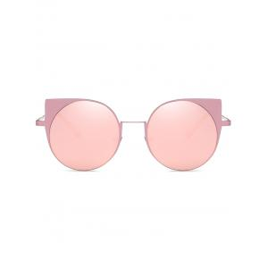 Lunettes de soleil rondes anti-fatigue Full Metal Catty -