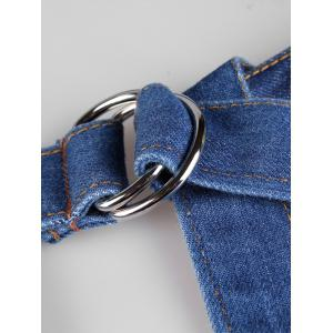 Funny Bag Decorative Denim Waist Belt -
