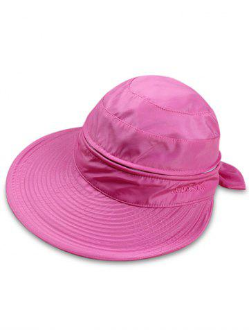 Affordable Outdoor Removable Top Cover Folding Wide Brim Sunscreen Hat