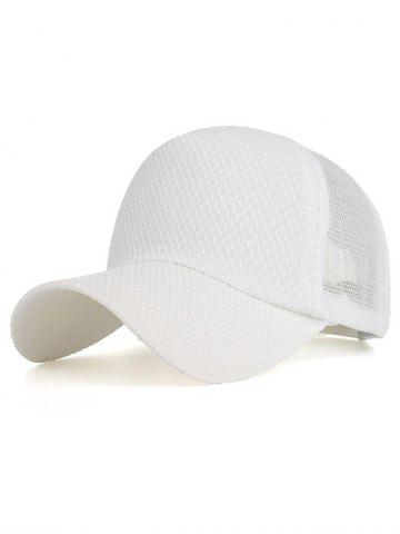 Latest Outdoor Solid Color Mesh Breathable Sun Hat