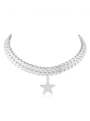Best Star Pendant Charm Necklace