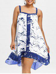Robe Sans Manches Grande Taille -