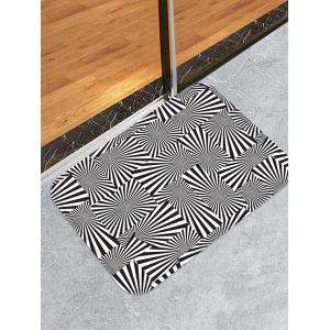 Abstract Printed Area Rugs Floor Mat -