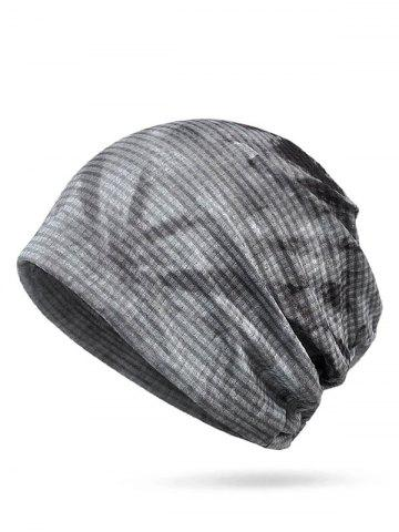 Fashion Outdoor Gradient Color Slouchy Beanie Hat