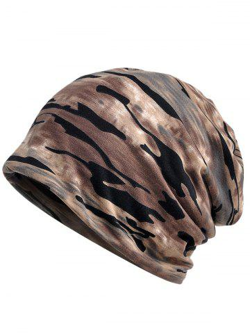 Shop Outdoor Camouflage Pattern Decorative Beanie