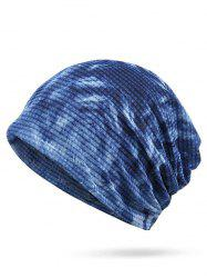Outdoor Gradient Color Slouchy Beanie Hat -