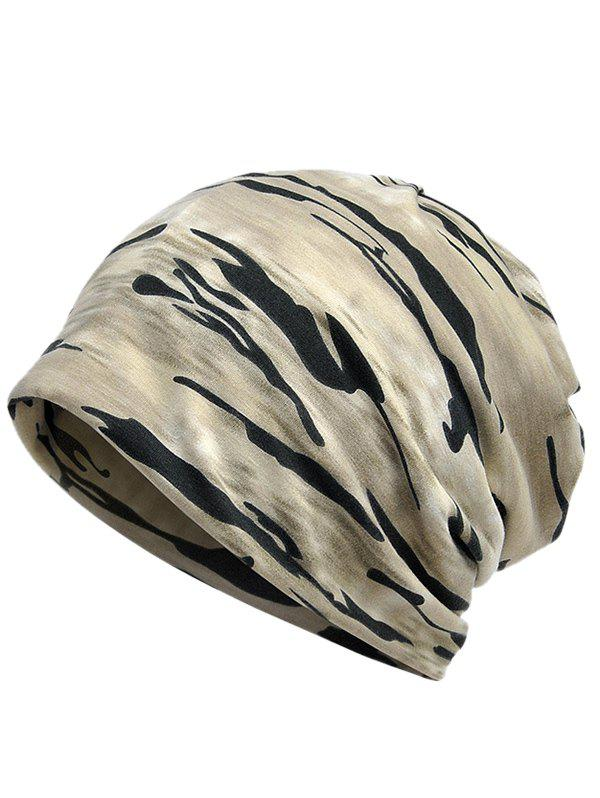 Fashion Outdoor Camouflage Pattern Decorative Beanie