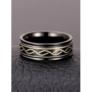 Gift Stainless Steel Knot Ring -