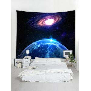 Starry Sky Universe Print Tapestry Wall Hanging Decor -