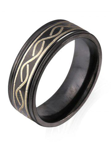 Chic Gift Stainless Steel Knot Ring