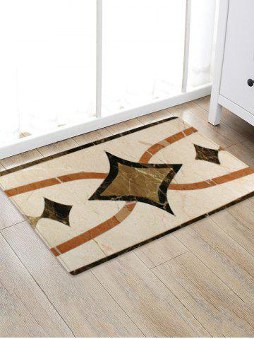 Latest Uhommi Ceramic Tile Print Runner Rugs Floor Mat