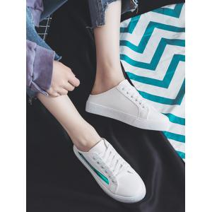 Досуг Breathable Backless Skate Shoes -