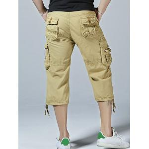 Casual Multi-pocket Cargo Pants -