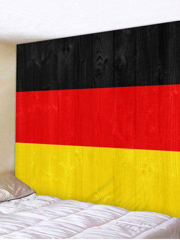 Outfit German Flag Pattern Wall Art Tapestry