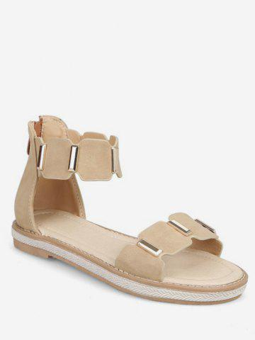 Fashion Leisure Vacation Ankle Strap Sandals