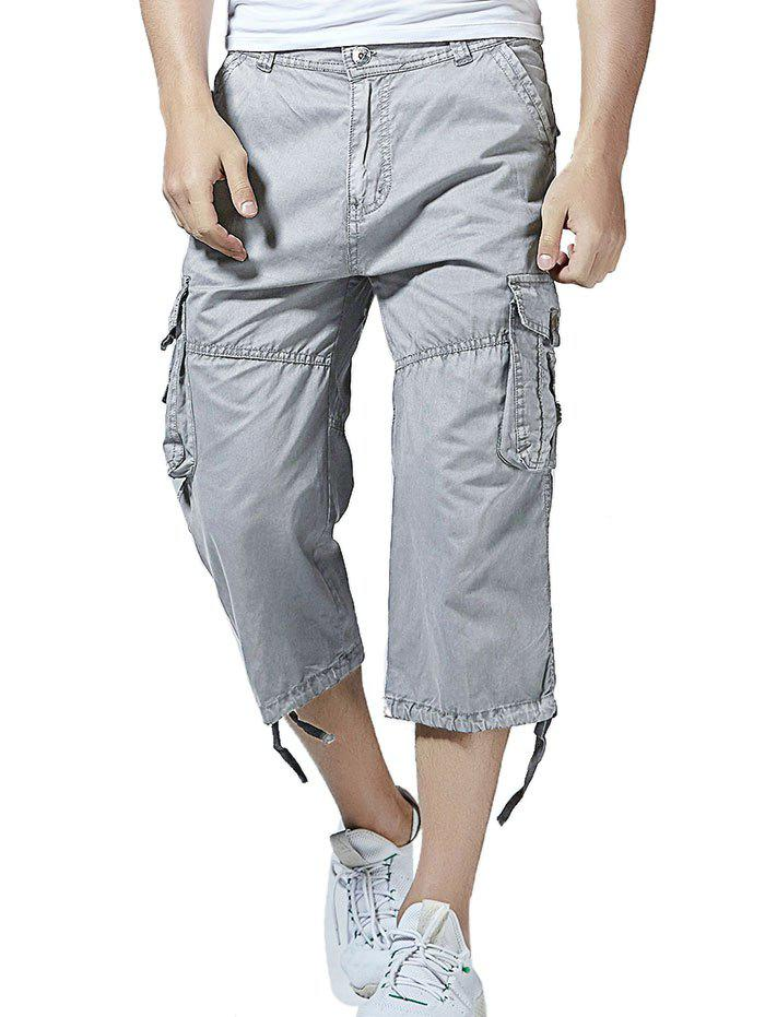 Shop Casual Multi-pocket Cargo Pants