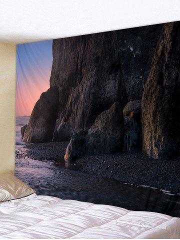 Best Dark Sunset Printed Tapestry Wall Hanging Decoration