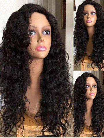 Hot Side Parting Long Water Wave Synthetic Wig