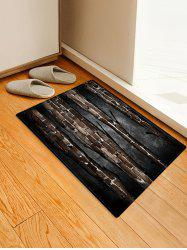 Bricks Wall Printed Skid-proof Floor Mat -
