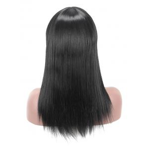 Full Bang Long Straight Synthetic Wig -