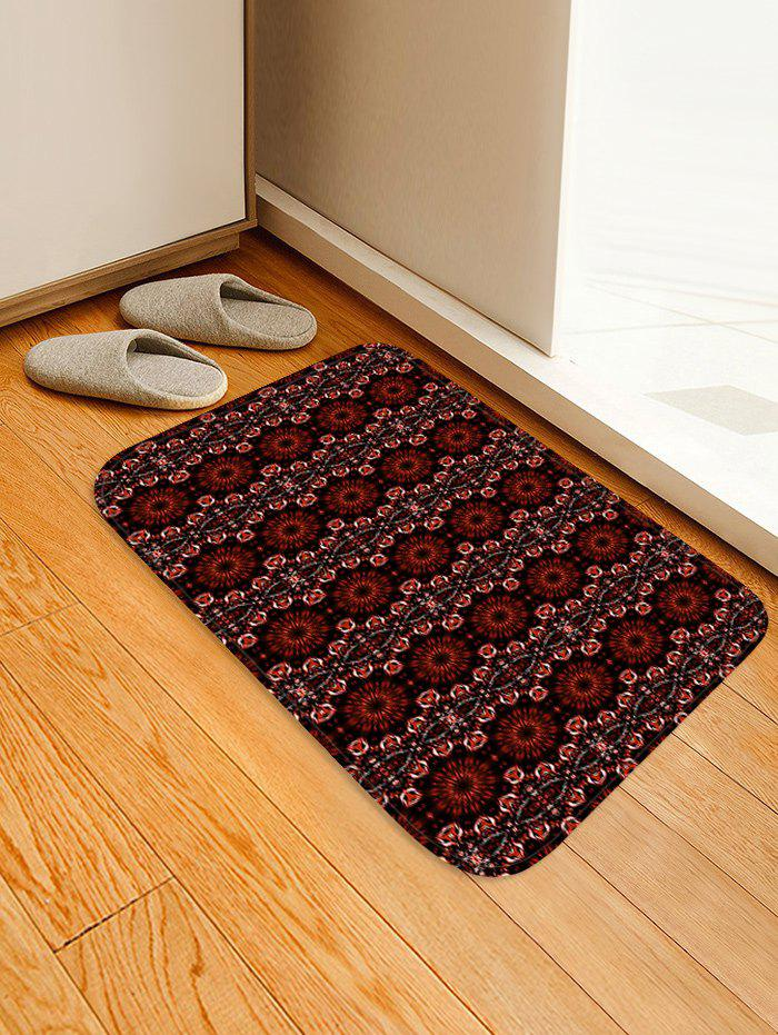 Affordable Bohemian Classical Pattern Antiskid Floor Rug