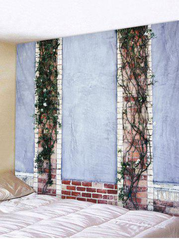 Fashion Ivy Print Wall Hanging Tapestry