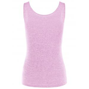 Criss Cross Ruched Tank Top -