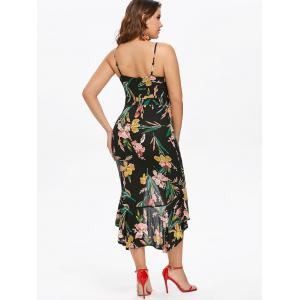 Floral Casual Slip Dress -